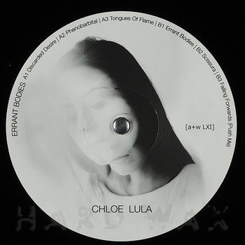 Cover art - Chloe Lula: Errant Bodies