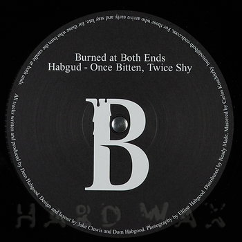 Cover art - Habgud: Once Bitten, Twice Shy