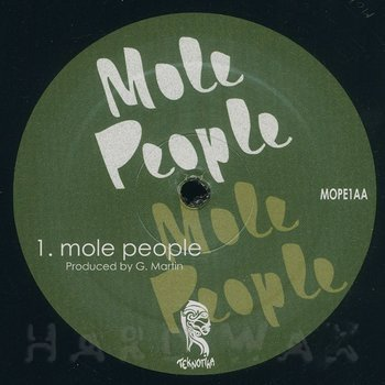 Cover art - Mole People: Luv Luv Lik Lik