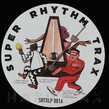 Cover art - Various Artists: Super Rhythm Trax