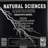 Cover art - Dalibor Cruz: Riddled With Absence