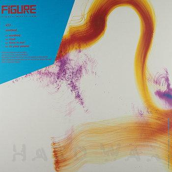 Cover art - Adiel: Method EP