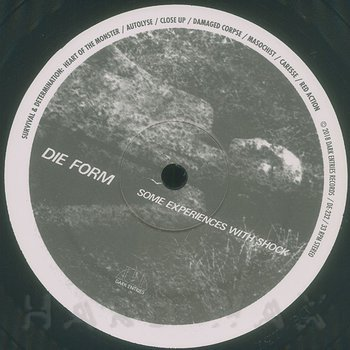 Cover art - Die Form: Some Experiences With Shock