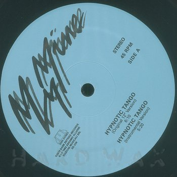 Cover art - My Mine: Hypnotic Tango