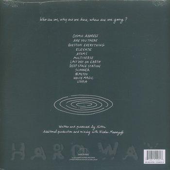 Cover art - Kittin: Cosmos