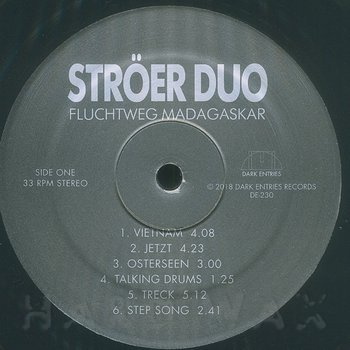 Cover art - Ströer Duo: Fluchtweg Madagaskar