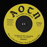 Cover art - Infinity: Queen Of My Universe