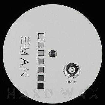 Cover art - E-Man: E-Man
