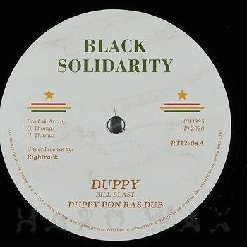 Cover art - Bill Blast: Duppy