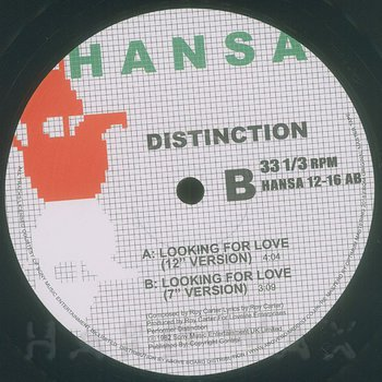Cover art - Distinction: That's The Way I Like It