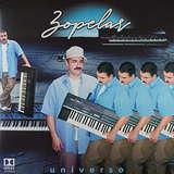 Cover art - Zopelar: Universo