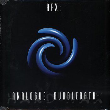 Cover art - AFX: Analogue Bubblebath Vol.1