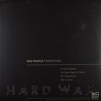 Cover art - Sun People: Transitions