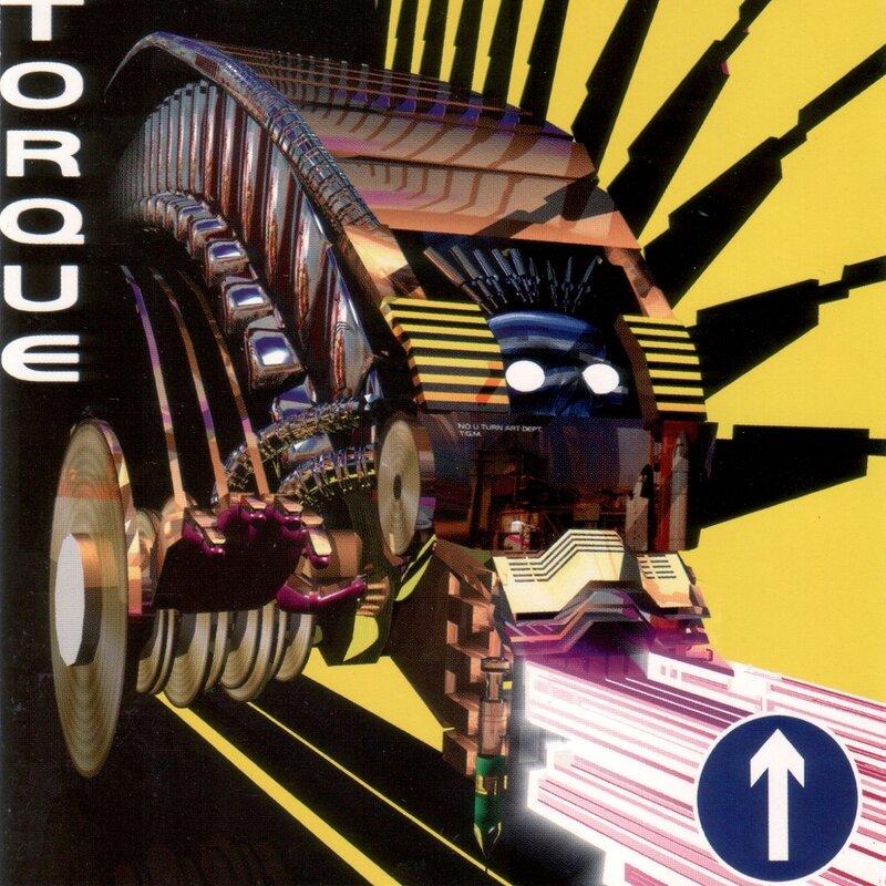 Cover art - Various Artists: Torque