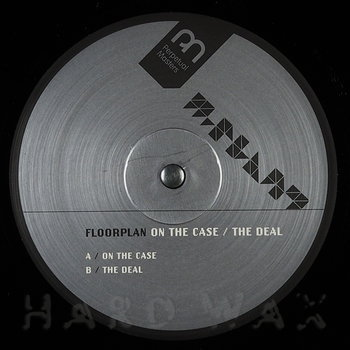 Cover art - Floorplan: On The Case / The Deal
