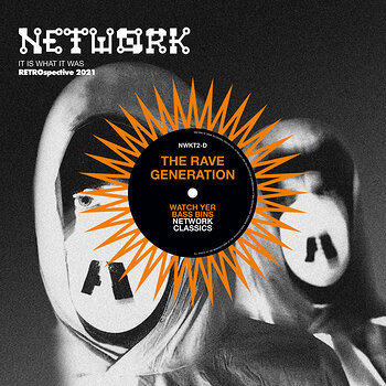 Cover art - Various Artists: Network Classics - The Rave Generation