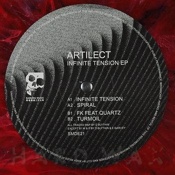 Cover art - Artilect: Infinite Tension