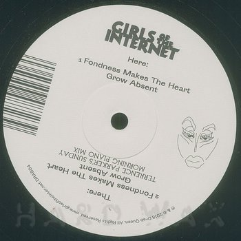 Cover art - Girls Of The Internet: Fondness Makes The Heart Grow Absent