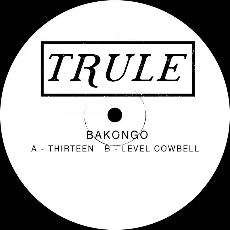 Cover art - Bakongo: Thirteen / Level Cowbell