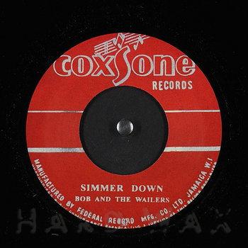 Cover art - Bob & The Wailers: Simmer Down