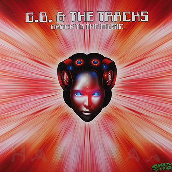 Cover art - G.B. & The Tracks: Dance To The Music