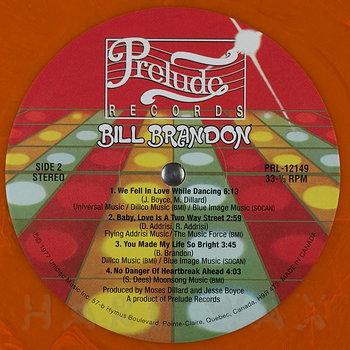 Cover art - Bill Brandon: Bill Brandon