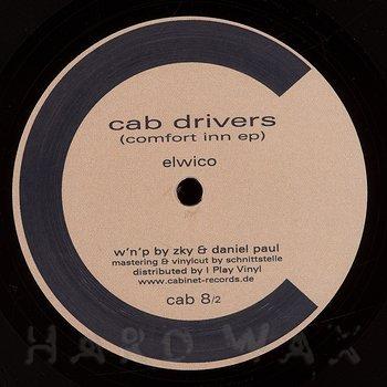Cover art - Cab Drivers: Comfort Inn
