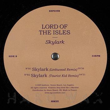 Cover art - Lord Of The Isles: Skylark