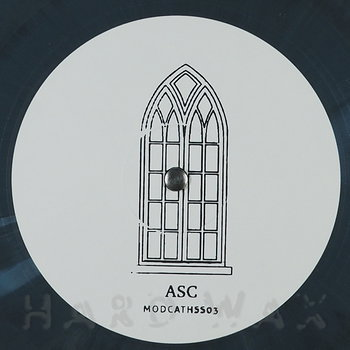 Cover art - ASC: Sacred Sevens III