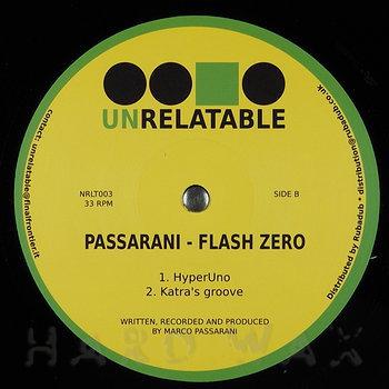 Cover art - Passarani: Flash Zero