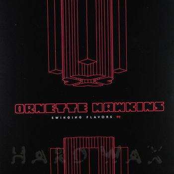 Cover art - Ornette Hawkins: Return To Never