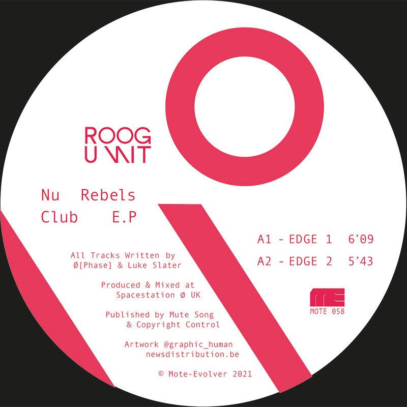 Cover art - Roog Unit: Nu Rebels Club