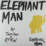 Cover art - Equiknoxx w/ Rtkal: Elephant Man
