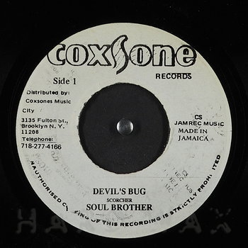 Cover art - Soul Brother: Devil's Bug
