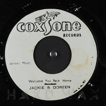 Cover art - Jackie & Doreen: Welcome You Back Home