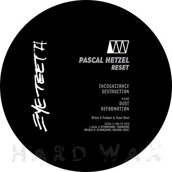 Cover art - Pascal Hetzel: Reset