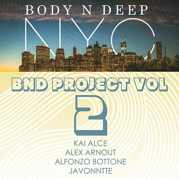 Cover art - Various Artists: BND Project Vol 2