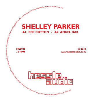 Cover art - Shelley Parker: Red Cotton EP