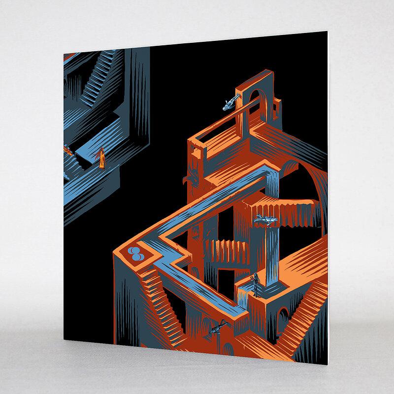 Cover art - Seba & Paradox: Swirl / Offchord