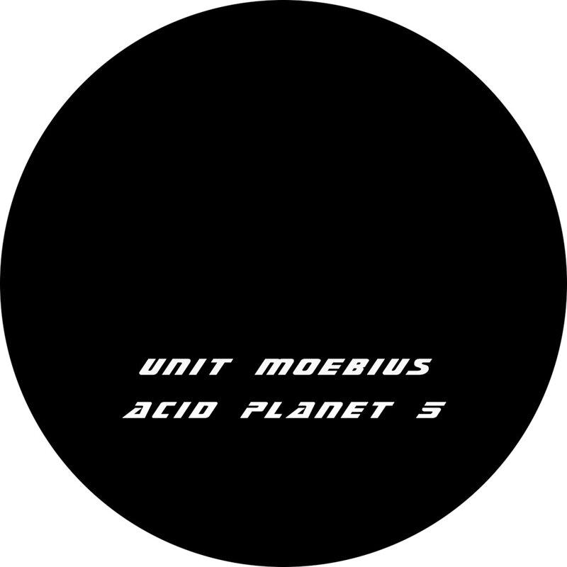 Cover art - Unit Moebius: Live in the Hague