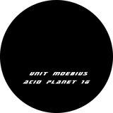 Cover art - Unit Moebius: Live At the Muzenstraat