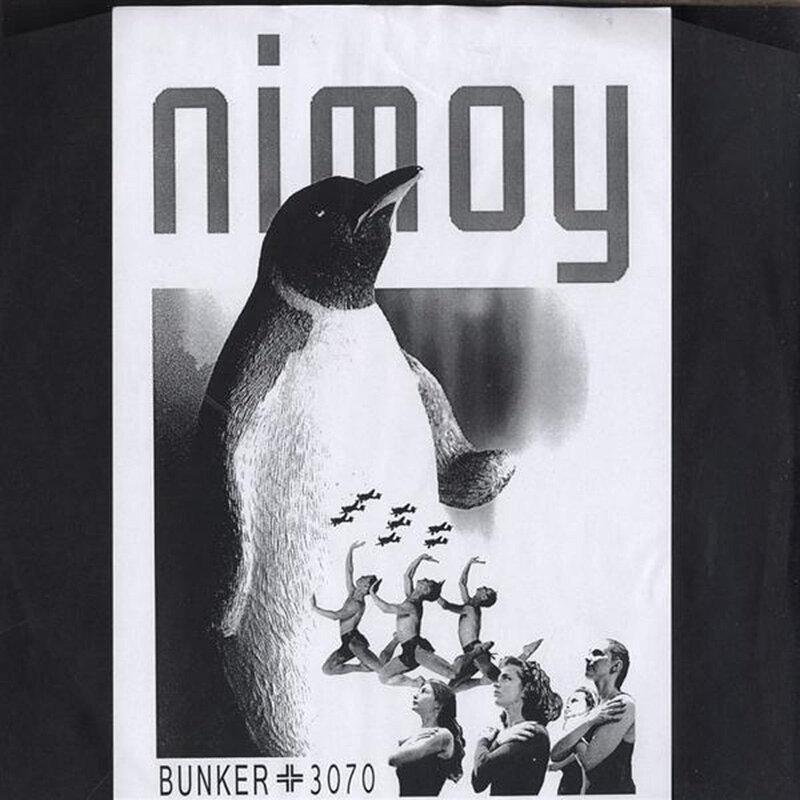 Cover art - Nimoy: Nimoy