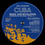Cover art - Various Artists: Cuba: Music And Revolution Vol. 1