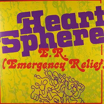 Cover art - Heart Sphere: E.R. (Emergency Relief)