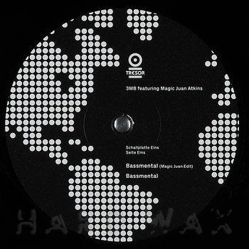 Cover art - 3MB Feat. Magic Juan Atkins: 3MB Feat. Magic Juan Atkins