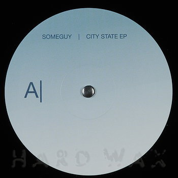 Cover art - Someguy: City State EP