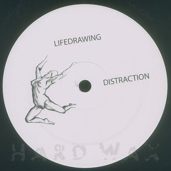 Cover art - Lifedrawing: Distraction