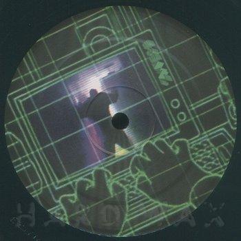 Cover art - Robert Dietz: Strobelight Honey EP