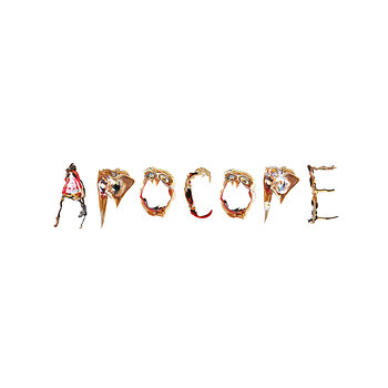 Cover art - Various Artists: Apocope