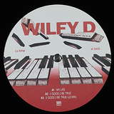 Cover art - Wilfy D: New Lockdown Soul EP